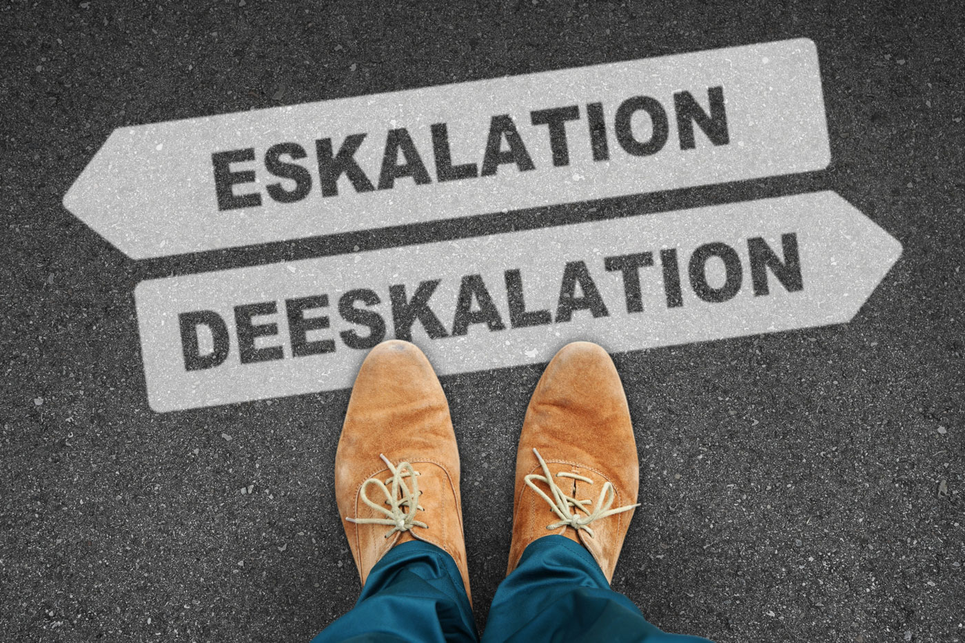 Deeskalationstraining